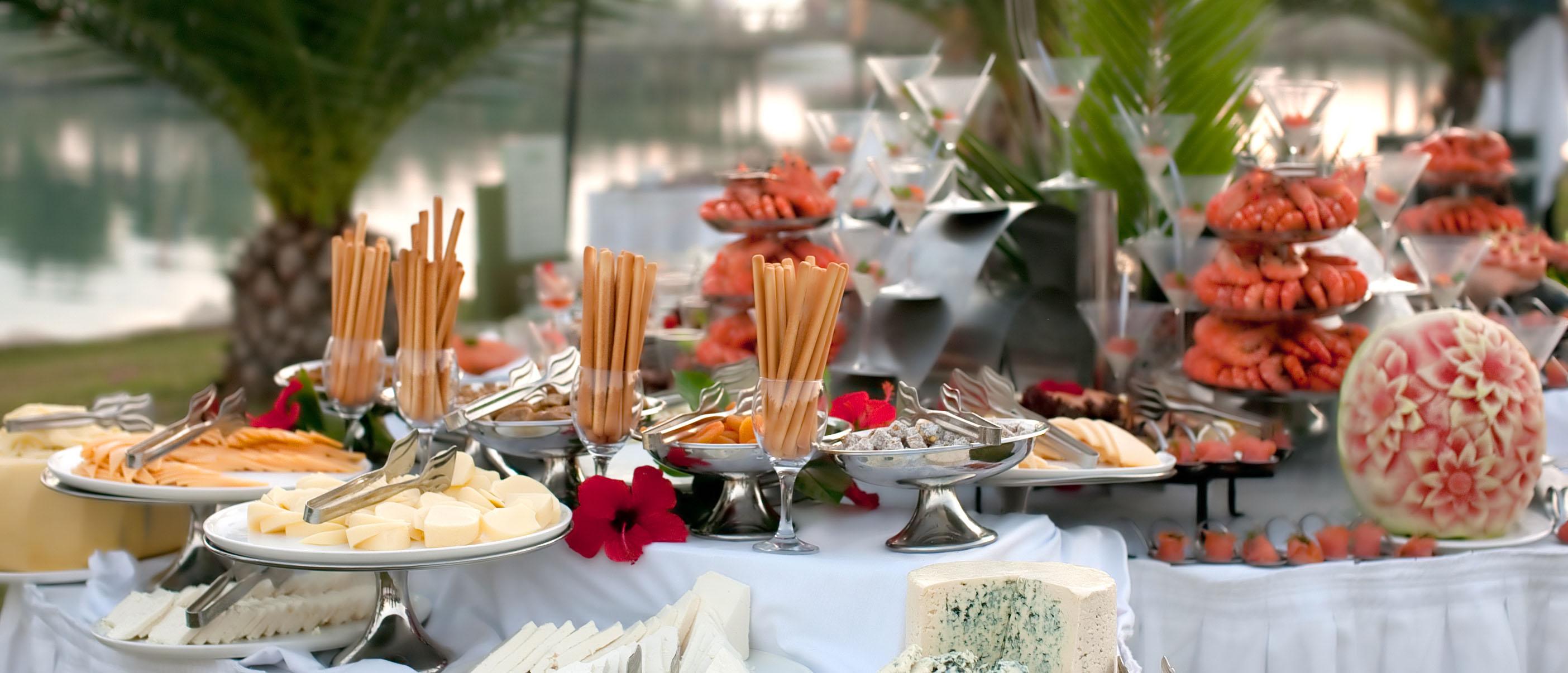 Food wedding